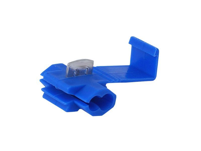 Vezeték gyorscsatlakozó 0,75-2,5 mm vezetékhez - önmetsző 5db-os