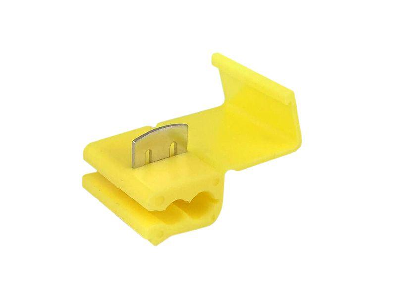 Vezeték gyorscsatlakozó 0,75-2,5 mm vezetékhez - önmetsző 4db-os