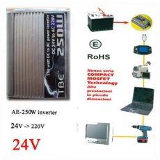 Inverter 1000W AE-24V-220V/1000W Inverter