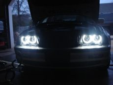 BMW Angel eye SMD-PL-E46LED E36, E46, E38, E39