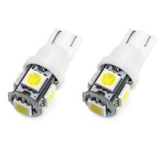 CLASSIC T10 5SMD Fehér SMD-T10-5SMD