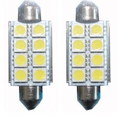 CANBUS 8SMD LED 42mm-es Szofita SMD-LA513C-42MM