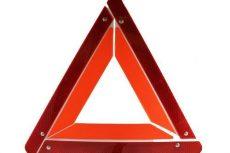 Elakadásjelző háromszög FA-XB808