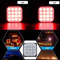 LED Stroboszkóp piros FL-WF25R