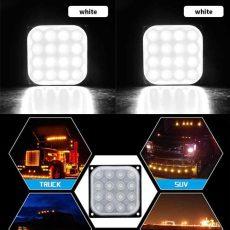 LED Stroboszkóp fehér FL-WF25W