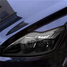 Autó lámpa-fólia füstös FN-LAMPAFOLIA/L.BK