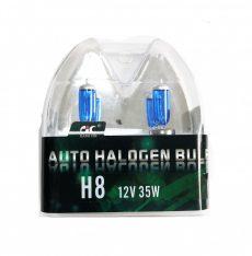 SUPER WHITE H8SB 35W Halogén izzó