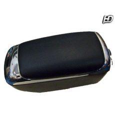 KNY-48008B/CH Könyöktámasz fekete - króm