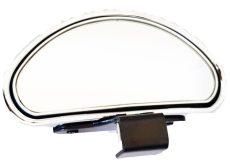 Kiegészítő tükör / oktató tükör króm TK-3R080CH