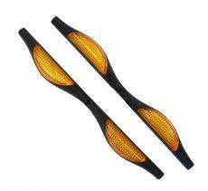 Ajtóélvédő sárga FA-CC42962/CM58161/JM514Y