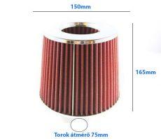 LG-MT2501R Direkt szűrő / Sport levegőszűrő piros
