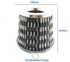 LG-MT2501C Direkt szűrő / Sport levegőszűrő karbon mintás