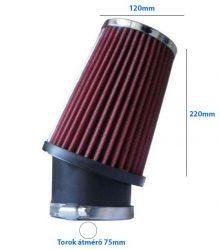 LG-JL1233 Direkt szűrő / Sport levegőszűrő