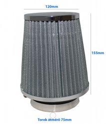 LG-MT2504C Direkt szűrő / Sport levegőszűrő karbon