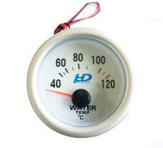 Fehér hátterű OR-LED7702 vízhőmérséklet mérő