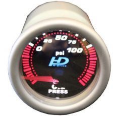 Króm lencse OR-LED7704-1 olajnyomásmérő