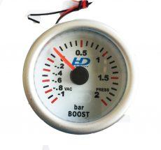 Fehér hátterű OR-LED7707 turbónyomás mérő