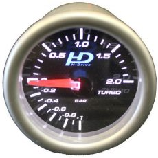 Króm lencse OR-LED7707-1 turbónyomás mérő
