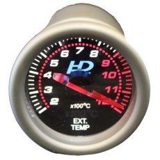 Króm lencse OR-LED7708-1 kipufogógáz hőmérséklet mérő