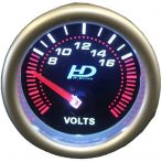 Sötétített lencse OR-LED7701-2 feszültségmérő
