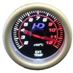 Sötétített lencse OR-LED7708-2 kipufogógáz hőmérséklet mérő