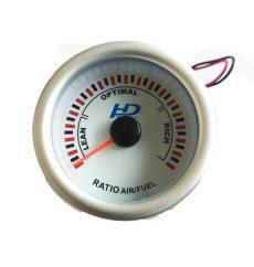 Fehér hátterű OR-LED7709 üzemanyag keverékarány mérő
