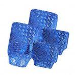 Gumiszőnyeg készlet Kék SZ-THM3025bl