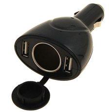 1-es szivargyújtó elosztó + USB 2USB AE-CM58615