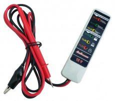 Akkumulátor/generátor teszter AE-CC61516