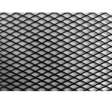 Alu rács Aluminium dísz rács (tuning rács) TR-BD-0015BK