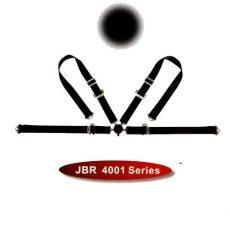 2 colos kör-csatos sport öv JBR-4001-2BK