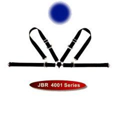 3 colos kör-csatos sport öv JBR-4001-3BL