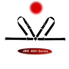 3 colos kör-csatos sport öv JBR-4001-3R