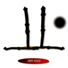 3 colos hagyományos csatos sport öv JBR-4002-3BK