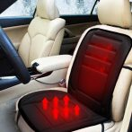 Fűthető ülésvédő 1db-os UL-AG96038BK/12V
