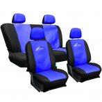 Univerzális Üléshuzat Fekete-kék UL-AG28458/BBL