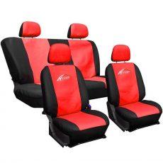 Univerzális Üléshuzat Fekete-piros UL-AG28458/BR