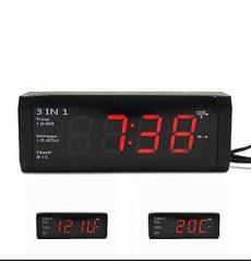 Digitális Hőmérő Multifunkciós kijelző AE-WF518