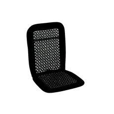 Golyós fekete ülésvédő AG-9309D