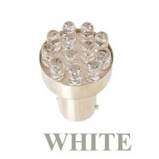 CSL2001W  fehér BA15S 21W LED