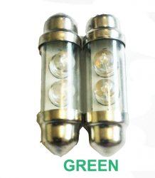 Szofita LED CSL2013-6G zöld
