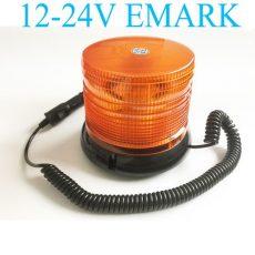 Tetővillogó 12/24V 60LEDes E9 FL-WL-61Y