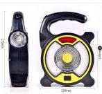 Kültéri hordozható COB LED munkalámpa GZ-15127