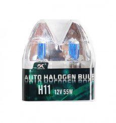 SUPER WHITE H11SB 55W Halogén izzó