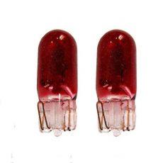 T10 W5W halogén izzó piros HDT10PR