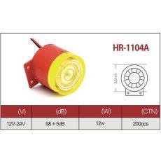 Tolatásjelző csipogó 24V HR1104B