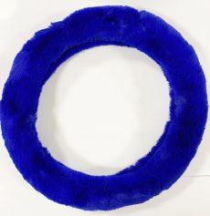 Kormányvédő Kék plüss  KV-TH38536BL