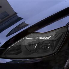 Autó lámpa-fólia fekete FN-LAMPAFOLIA/BK