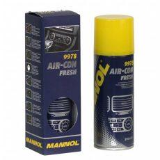 Klíma tisztító bomba  Mannol 200ml