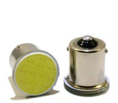 SMD-COB1156 BA15S 21W COB LED izzó 11510 GZ11510